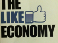 Cover of the Like Economy. Photo by Stephen M. Vantassel.